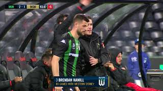 Hyundai A-League 2019/20: Round 5 - Western United FC v Western Sydney Wanderers (Full Game)
