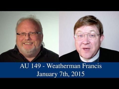 AU 149 - Pope Francis the Weatherman