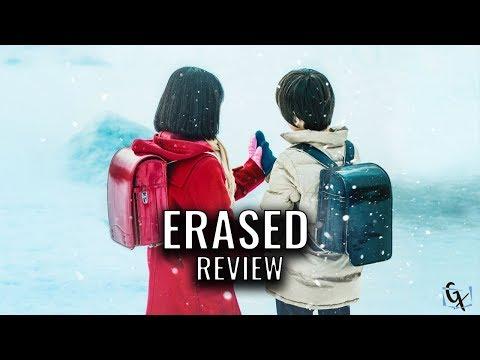 ERASED (BOKU DAKE GA INAI MACHI) LIVE-ACTION da NETFLIX (Review)