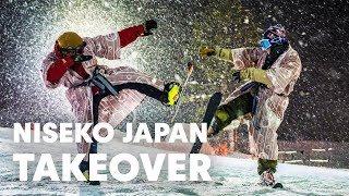 Keep Your Tips Up | Niseko Japan Takeover | Episode 3