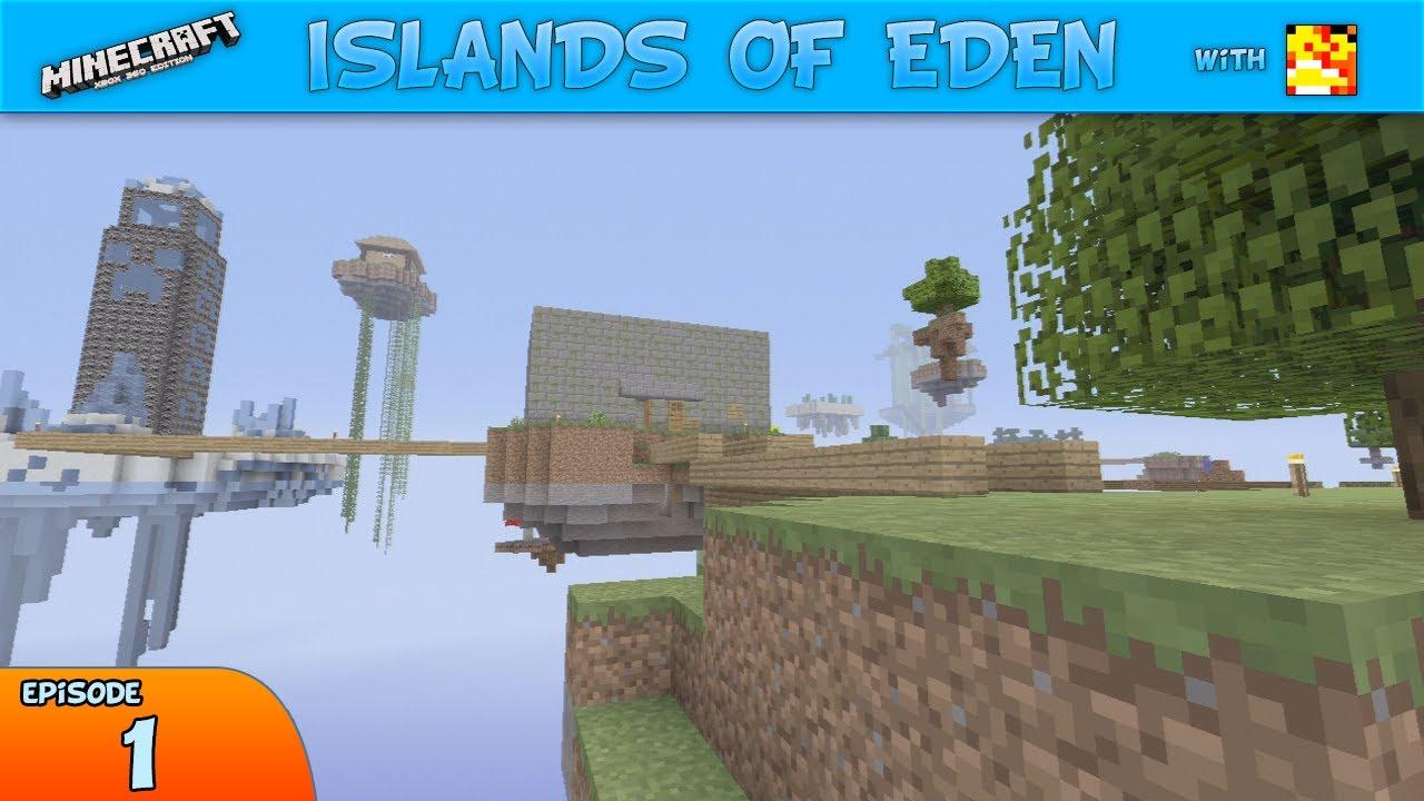 Islands Of Eden Minecraft Map