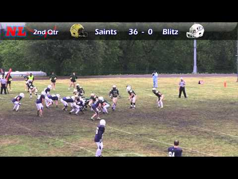 Bury Saints @ London Blitz B - 26th July 2015 - SFC 2 East