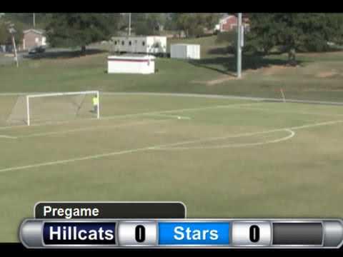 2011 Men's Soccer - Rogers State v. Oklahoma City