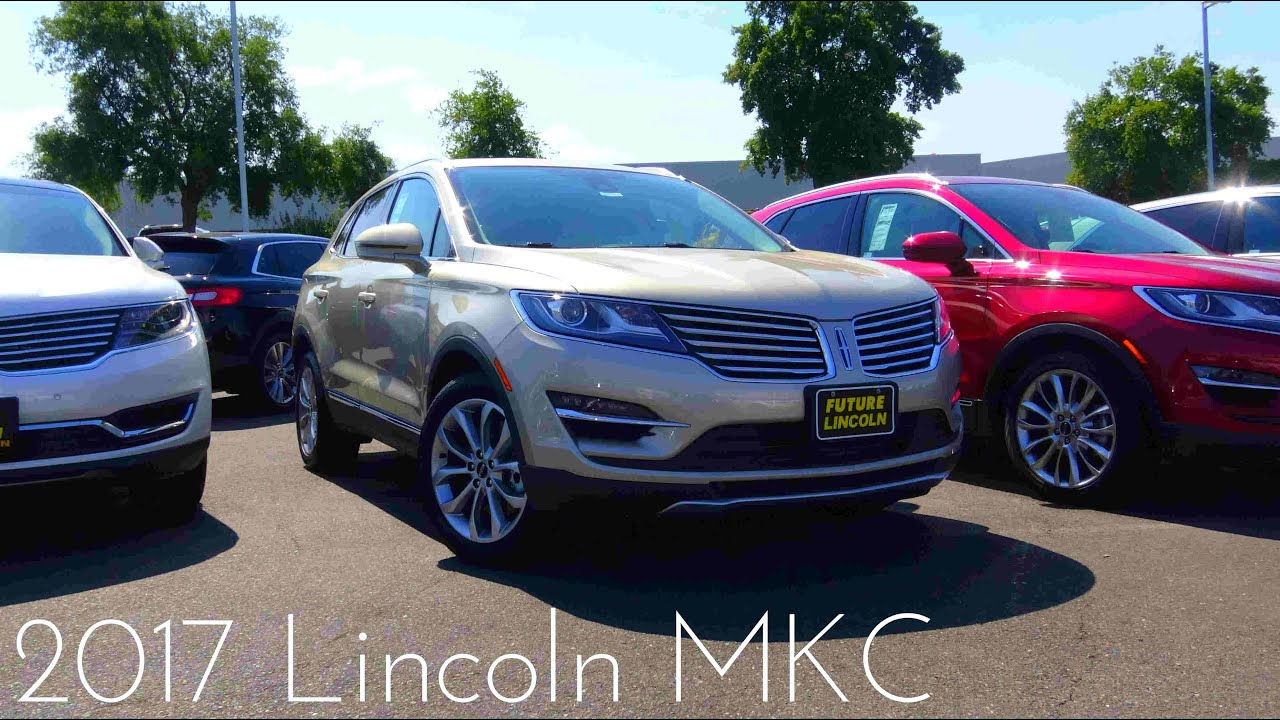 2017 Lincoln Mkc Select >> 2017 Lincoln Mkc Select 2 0 Turbo Charged 4 Cylinder Review
