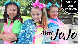 Meet JoJo - Dreams Are Forever Events