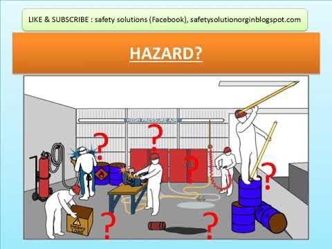 What is Hazard and Hazardous event?