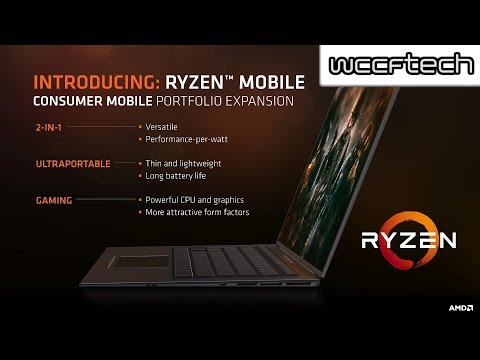 AMD Ryzen 7 2700U and Ryzen 5 2500U Raven Ridge APUs Performance Leak Out