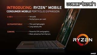 AMD Ryzen 7 2700U and Ryzen 5 2500U Raven Ridge APUs Performance Leak Out