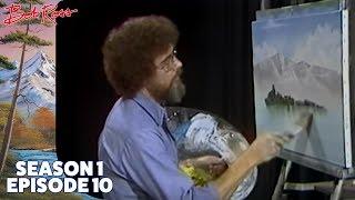 Bob Ross - Mountain Lake (Season 1 Episode 10)