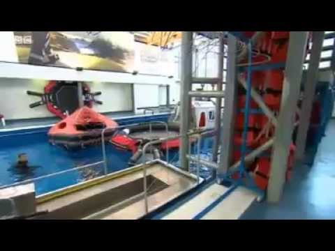 Emergency offshore survival at AIS TRAINING
