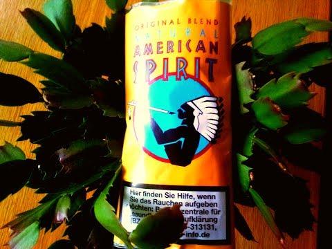 DopeDaempferTV: Natural American Spirit Original Blend Review