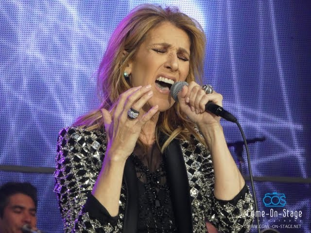 Its all coming back to me now, Céline Dion live @ Stade de Suisse, Berne/Switzerland - 15.07.2017
