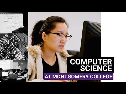 Computer Science at Montgomery College