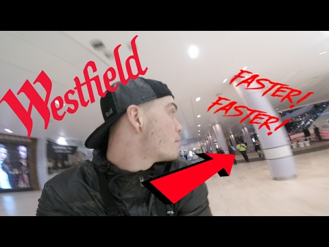 *EPIC* RIDING BMX IN WESTFIELD LONDON!!