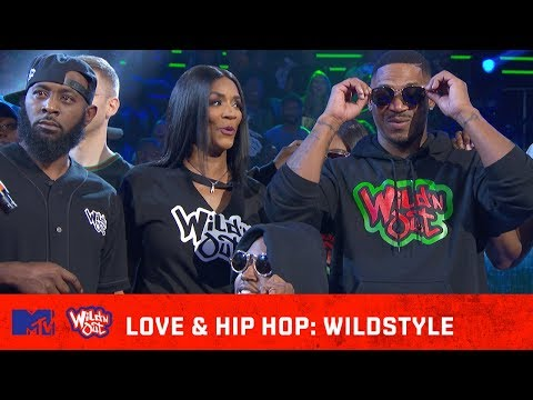 Love & Hip Hop: Atlanta Cast Pull Up on Nick Cannon | Wild N Out | #Wildstyle