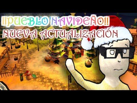 ¡NUEVA ACTUALIZACIÓN SCHOOL OF CHAOS! - Pueblo Navideño (Christmas Village)
