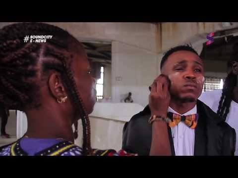 HumbleSmith shoots 'Attracta' video with Clarence Peters