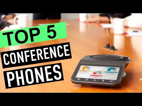 BEST 5: Conference Phones