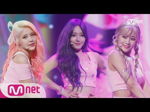 AOA CREAM – I'm Jelly BABY   Debut Stage M COUNTDOWN 160218 EP.461