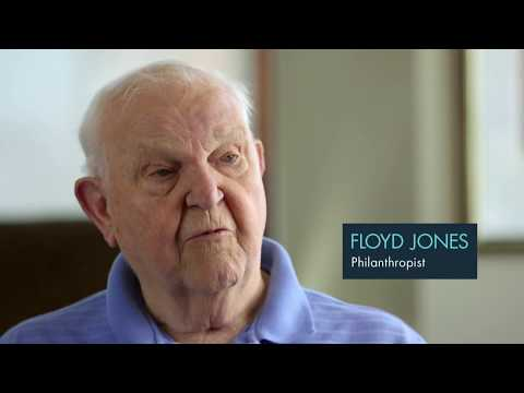 Seattle Philanthropist Floyd Jones is Leaving a Legacy as He Gives Away Millions.