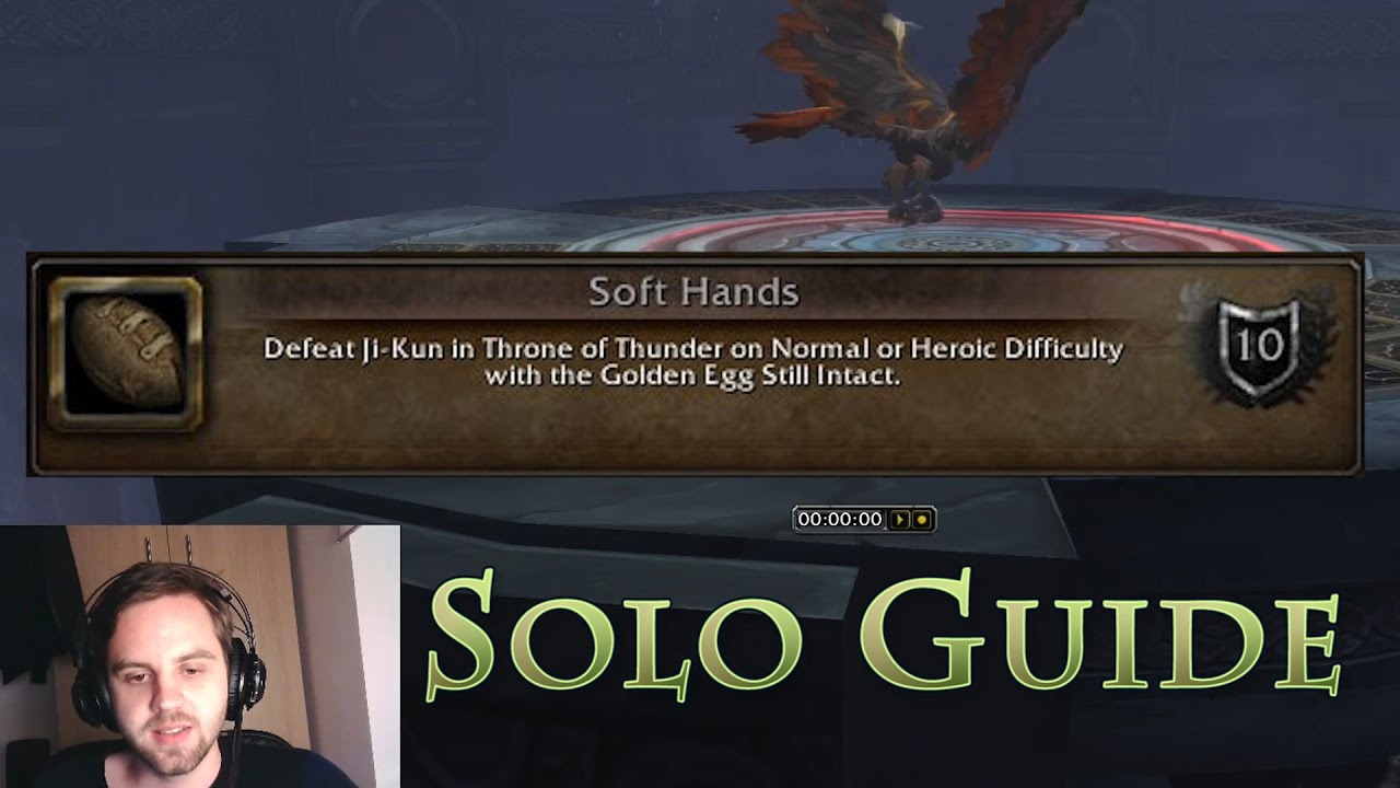 Soft hands solo