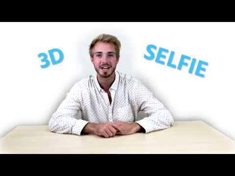 How to Take a Selfie in 3D (using AI!) | 3D PHOTO TUTORIAL thumbnail