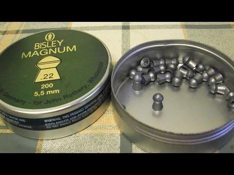 Bisley Magnum Pellets 177-22 Heavy Weight