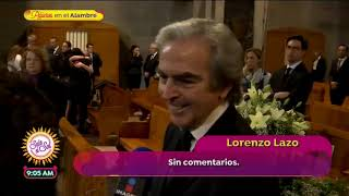 Emotivo y conmovedor adiós a Edith González | Sale el Sol