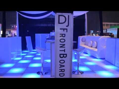 DJ Times Expo 2013 - DJ Front Boards