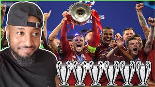 Tottenham 0-2 Liverpool | Liverpool Are Champions Of Europe  | UCL Final