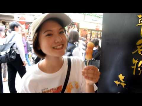 TOKYO | Study Abroad Blog | Fitting Asakusa into 5 Min by Tiffany Sun