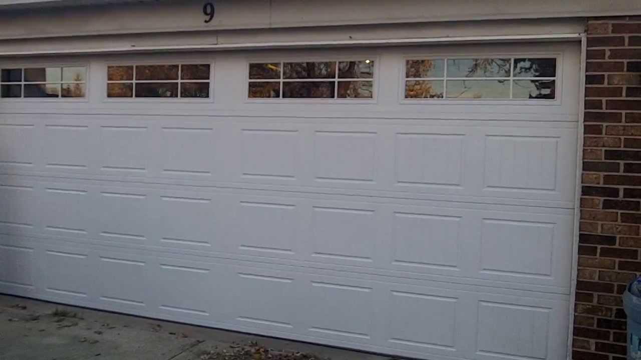 A hormann 2100 new overhead garage door installed in woodridgeil a hormann 2100 new overhead garage door installed in woodridgeil vinal back insulated rubansaba