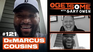 DeMarcus Cousins | #GetSome Ep. 121 with Gary Owen
