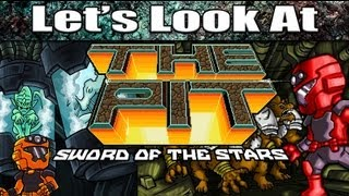 Sword Of The Stars The PIT - Gameplay HD (Tutorial Mission)