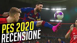 PES 2020: RECENSIONE con voto del nuovo eFootball Pro Evolution Soccer!
