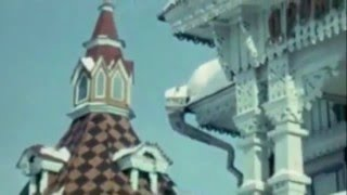 Самая древняя церковь Сибири - Зашиверская, на реке Индигирка, где полюс холода. Построена 1700  г.