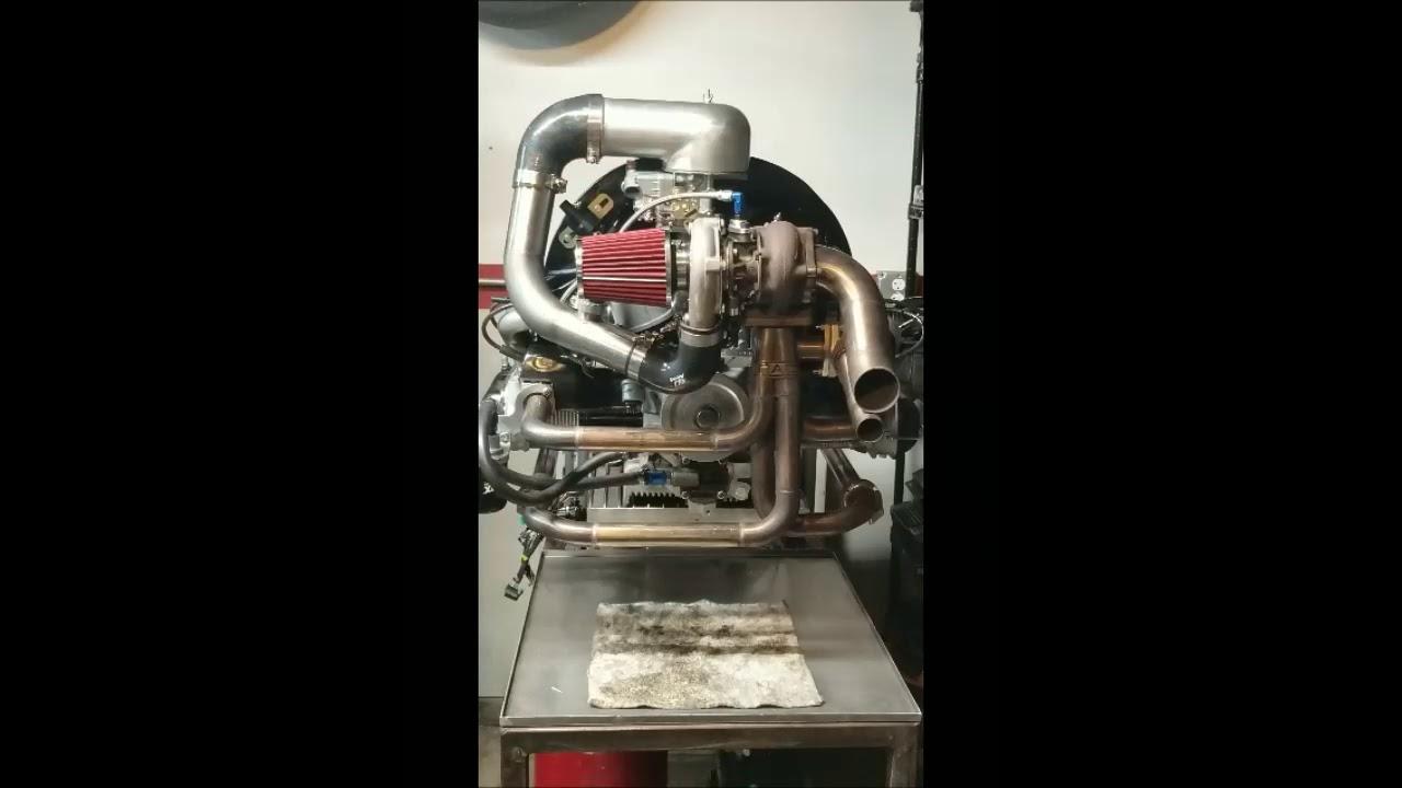 2387cc w/ RAD Turbo Kit!