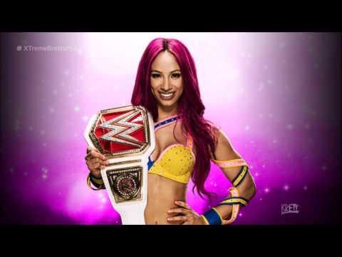 """WWE: """"Sky's the Limit"""" by CFO$ ► Sasha Banks Theme Song"""