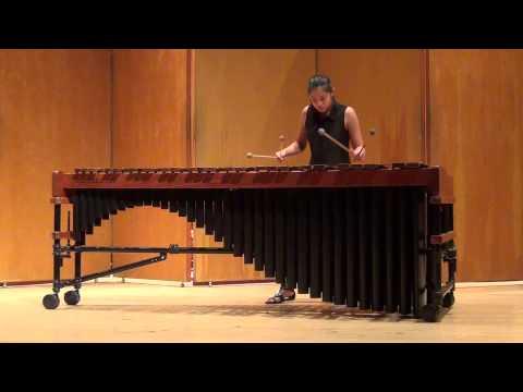 Marimba Solo: Character No.2 by Casey Cangelosi