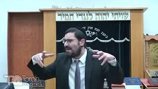 Steipler's Advice on How to Rise from a Fall - R. Avi Wiesenfeld - TorahAnytime.com