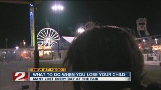 20pm lost kids at fair