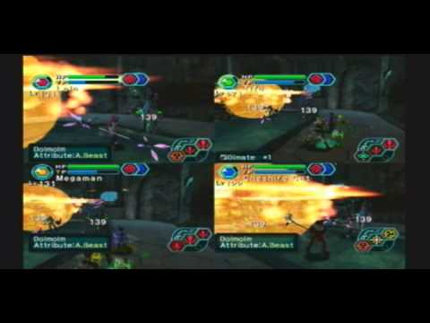 Phantasy Star Online Episode II (Offline):SeaBed Part 1/4
