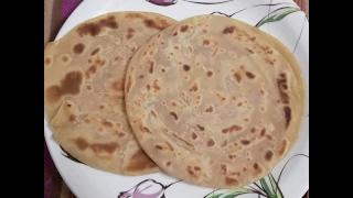 Lachcha paratha (three different ways)/ how to make paratha