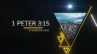 Bible verse (shorts)