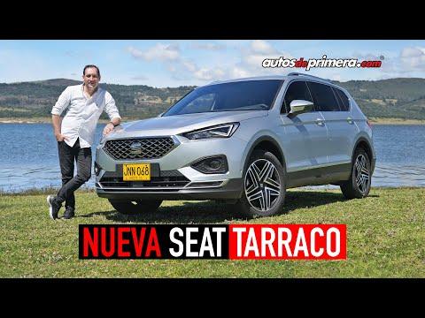 Seat Tarraco 🔥 Un SUV Compacto casi perfecto 🔥 Prueba - Reseña