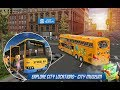School Bus Driver Simulator 2018: City Fun Drive