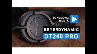 Beyerdynamic DT 240 Pro    Tai nghe Studio chuyên nghiệp    Chống ồn tốt, nhỏ gọn, bền bỉ