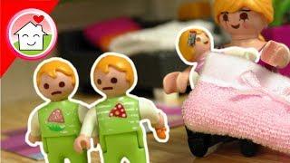 Playmobil Film deutsch - Paul und Alex sind eifersüchtig - Geschichte für Kinder von Familie Hauser