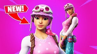 🔴Fortnite! NEW PASTEL SKIN! |Chill Stream🔥|💙