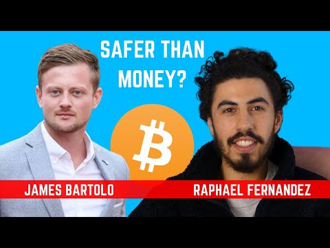 Raphael Fernandez & James Bartolo | Is Crypto Currency & Bitcoin Safer & Better Than Normal Money?